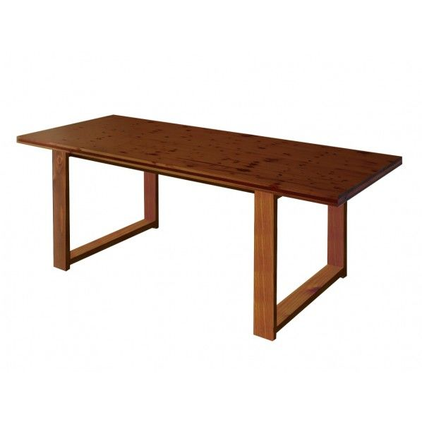DIY FACTORY Conference Table 天板:ブラウン / 脚:ブラウン W1700 D800 H700 1セット